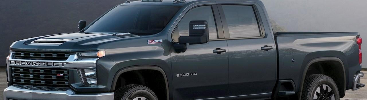 Heavier Duty: Chevy Debuts 2020 Silverado HD | DrivingLine