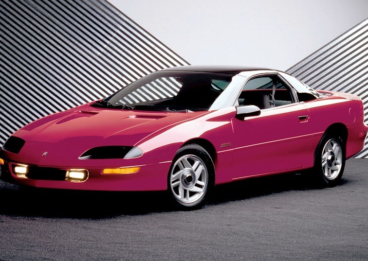 The '93 Camaro Z/28: Why It Was the First Modern Muscle Car