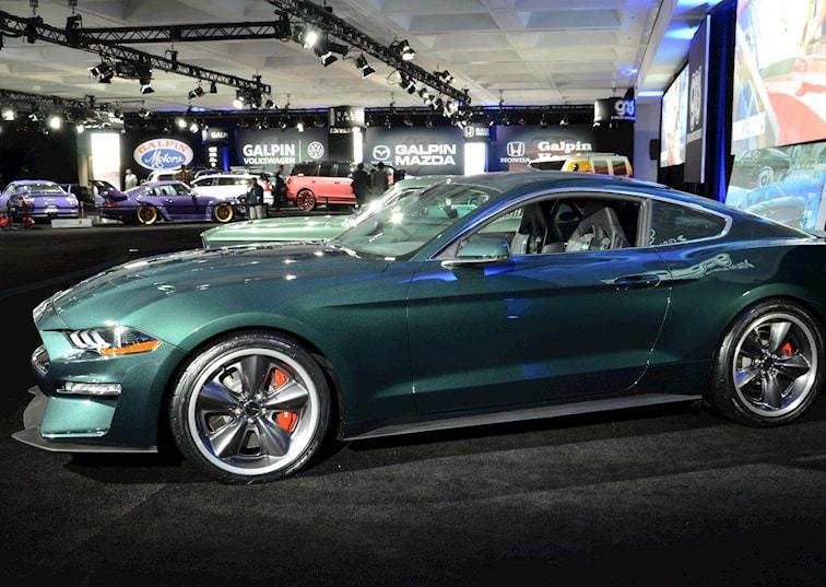 Making a Legend Even Cooler: The Steve McQueen Edition Bullitt Mustang