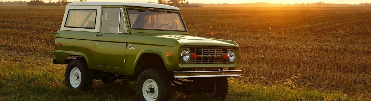 Want a New First-Gen Bronco? Gateway Has You Covered ...
