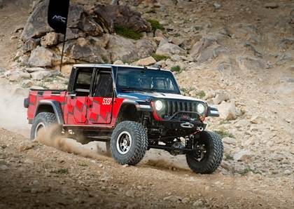 Anatomy Of A Winning Tire How Trail Grapplers Conquer The