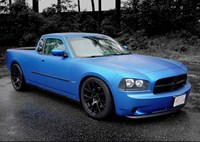 two wide charger ute