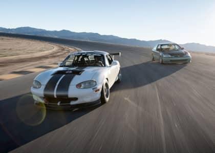 Civic vs  Miata: Meet the Cars of Driver Battles   DrivingLine