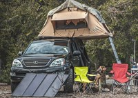 two wide harbor freight camping 7