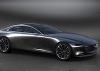 two wide mazda vision coupe concept 2017