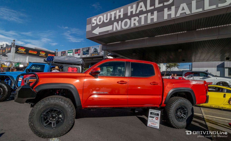 2016 Tacoma Diesel >> Toyota Tacomas of the 2015 SEMA Show | DrivingLine