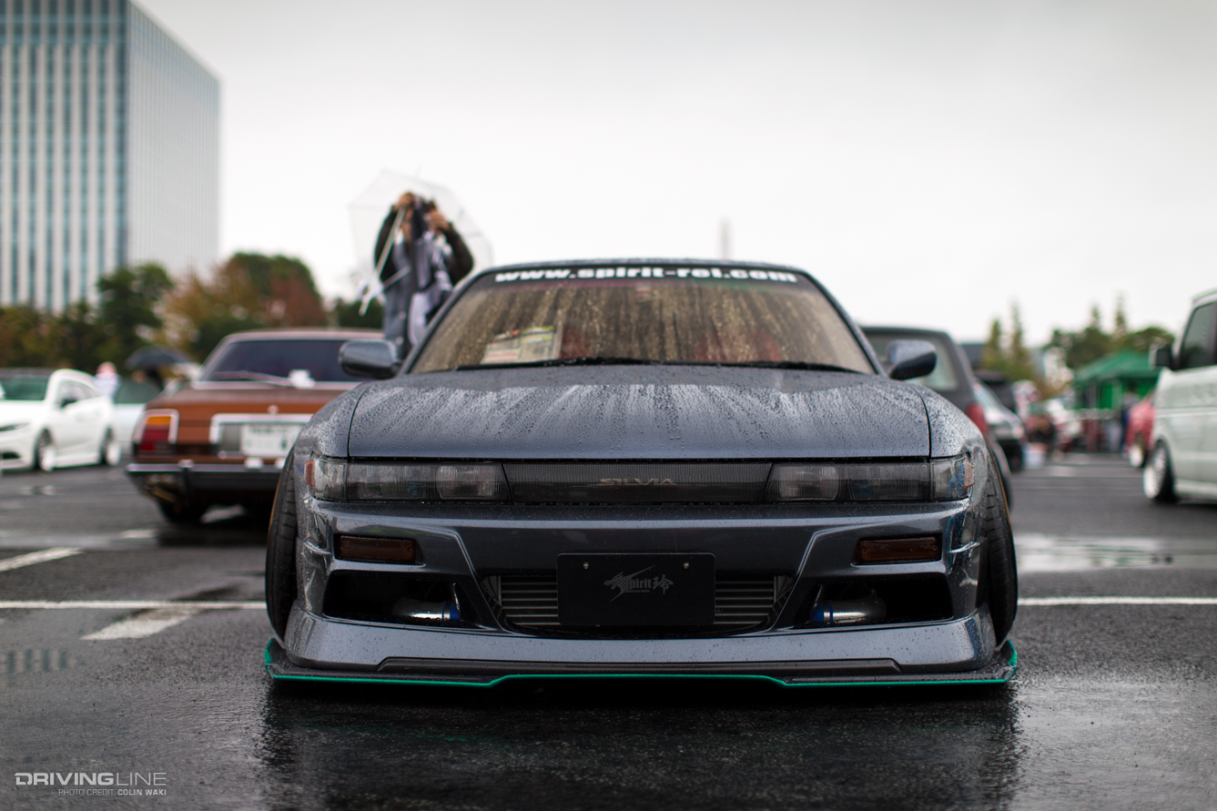 top 10 cars at stance nation odaiba 2015