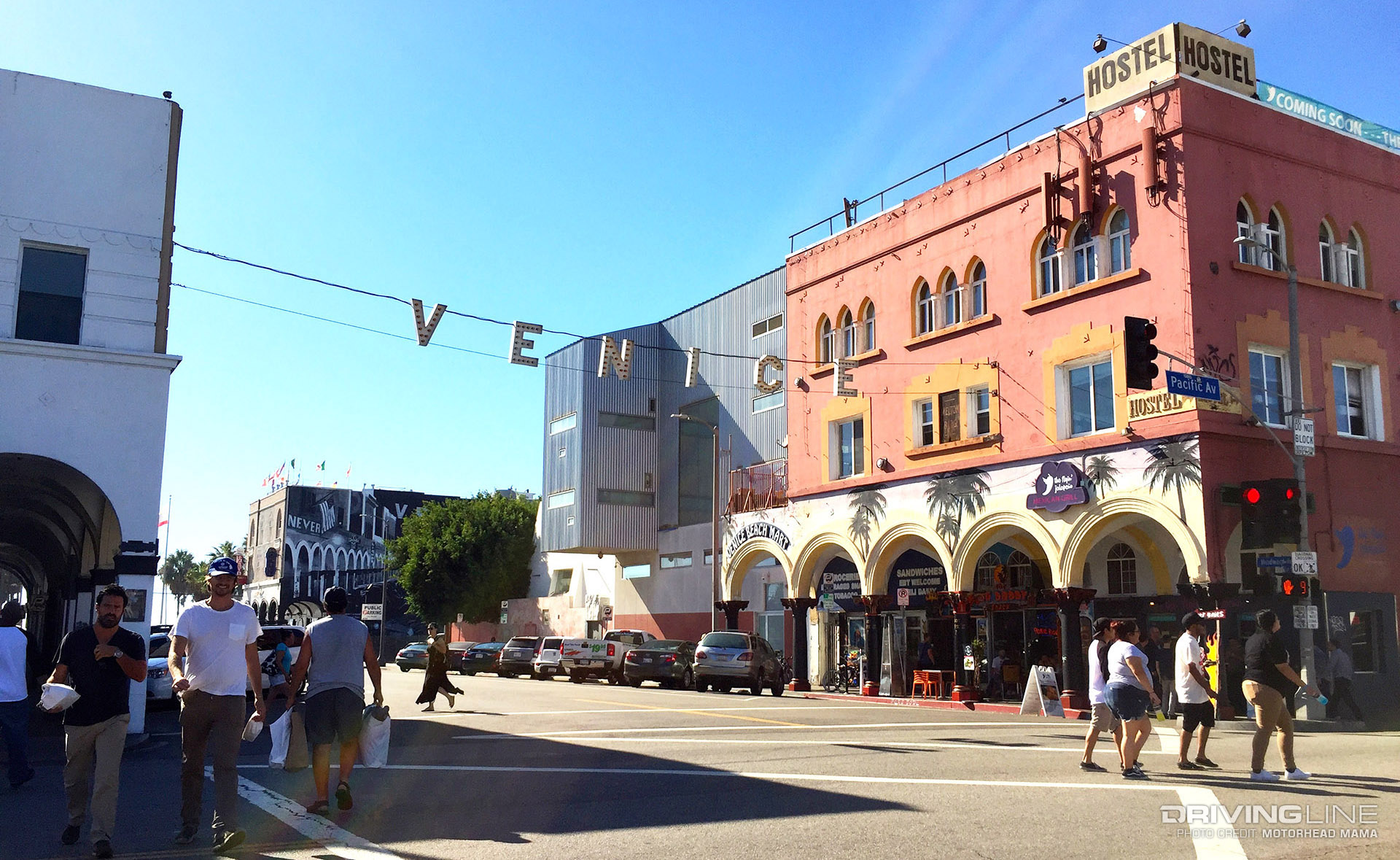 Why Car-Spotting in Venice Beach is the Perfect LA Field Trip ...