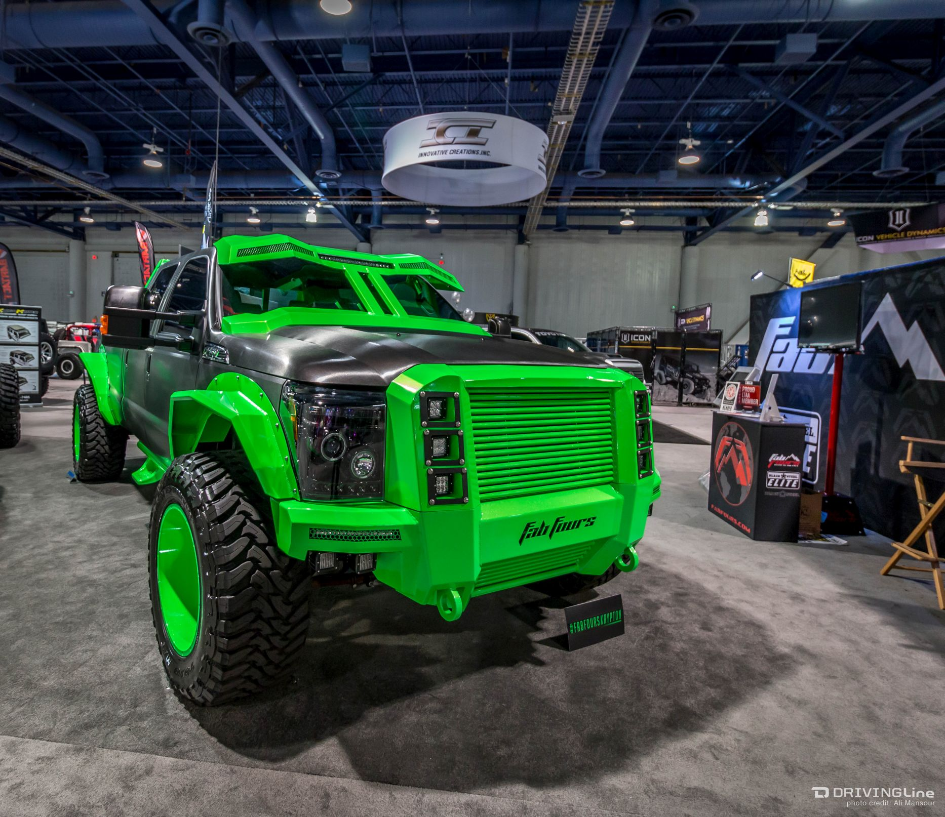 Ford Trucks: 20 Of The Hottest Ford Trucks From The 2015 SEMA Show