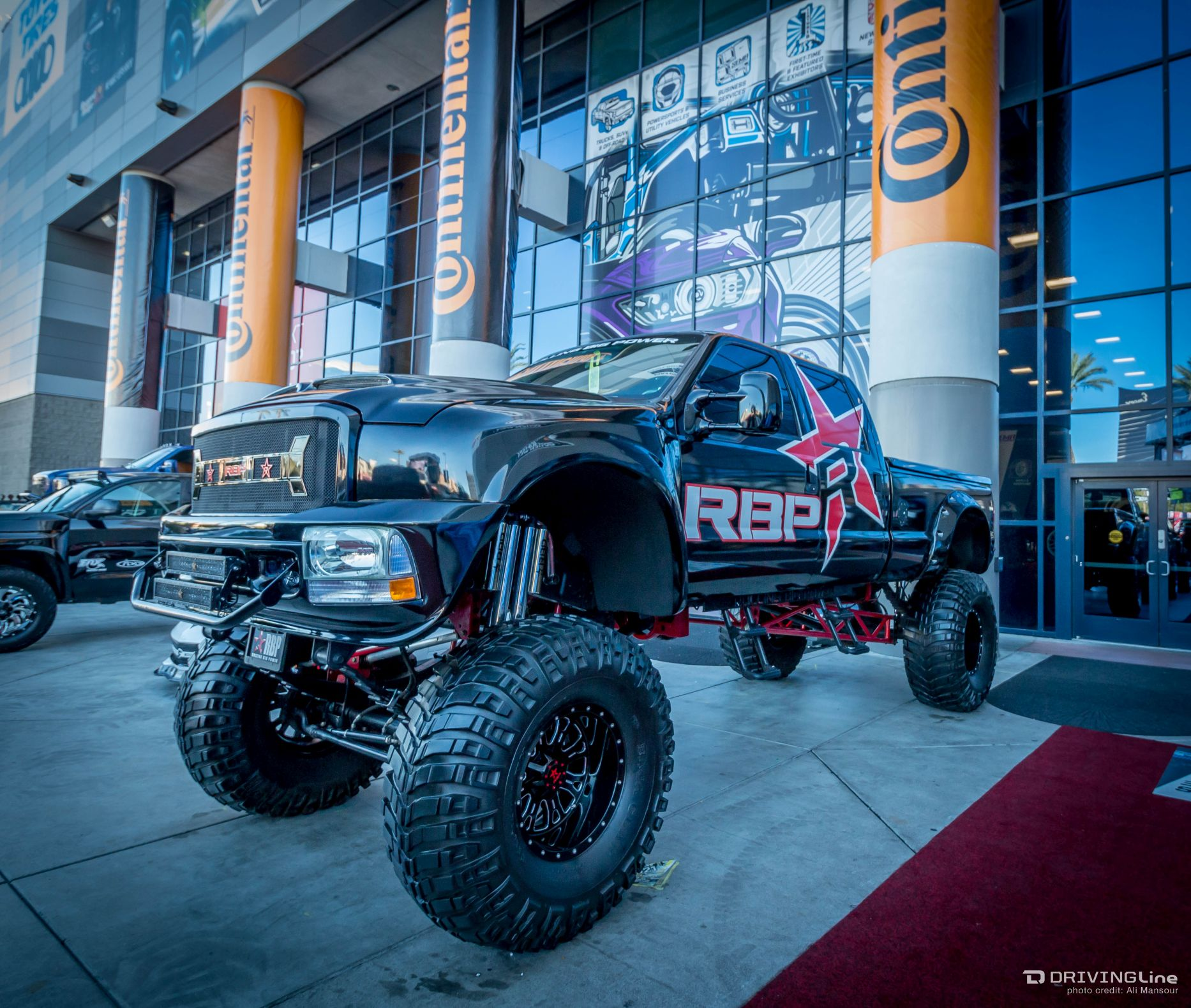 2016 Ford Trucks >> 20 of the Hottest Ford Trucks From the 2015 SEMA Show [Gallery] | DrivingLine