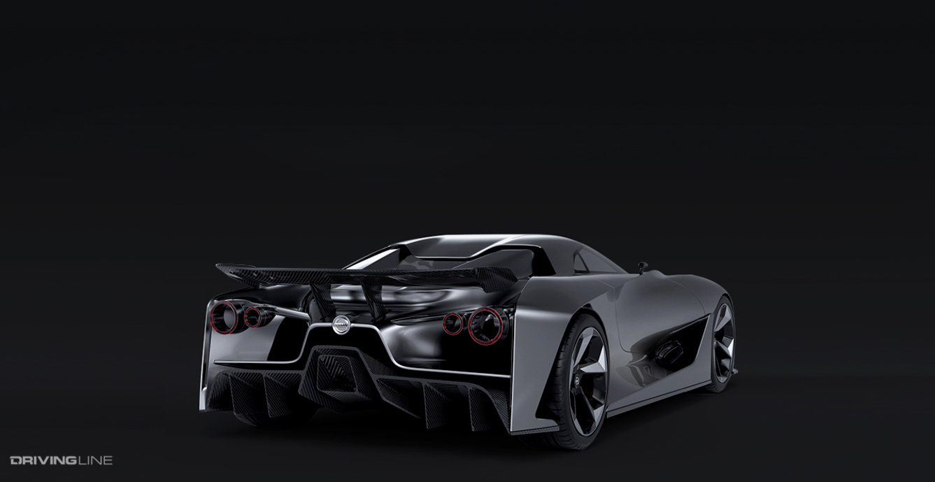 Nissan CONCEPT 2020 Vision Gran Turismo: Could This Be the ...