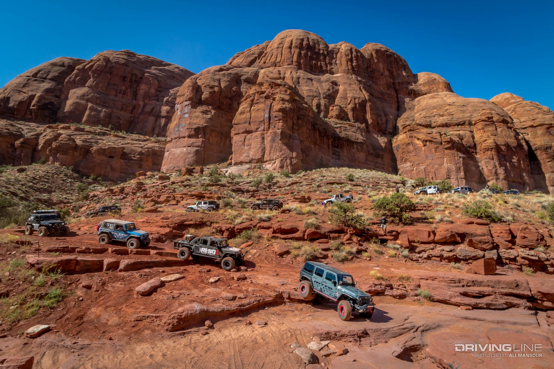 Jeep Concept 2016 >> 5 Must-Run Trails in Moab | DrivingLine
