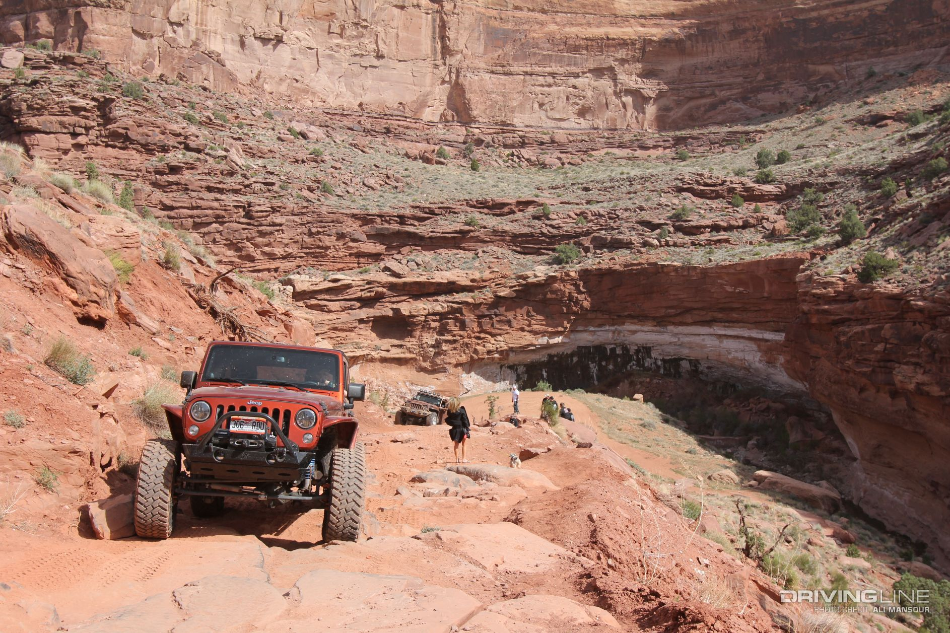 5 must run trails in moab drivingline. Black Bedroom Furniture Sets. Home Design Ideas