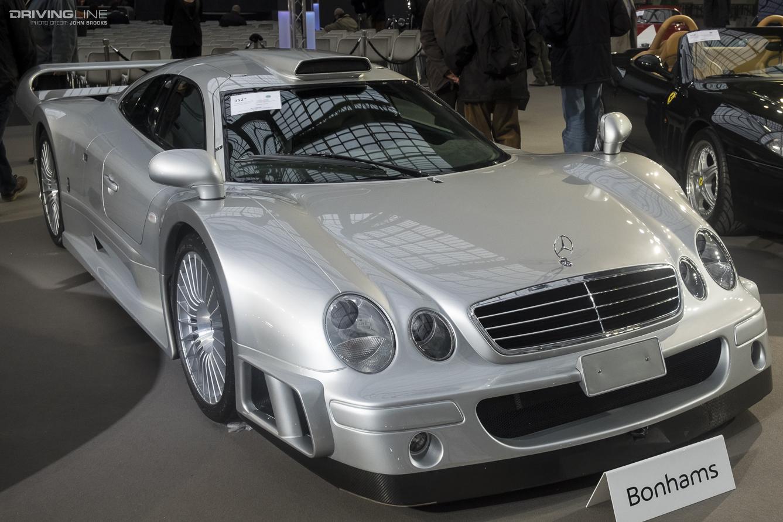 Silver star mercedes benz clk gtr drivingline for Mercedes benz silver star