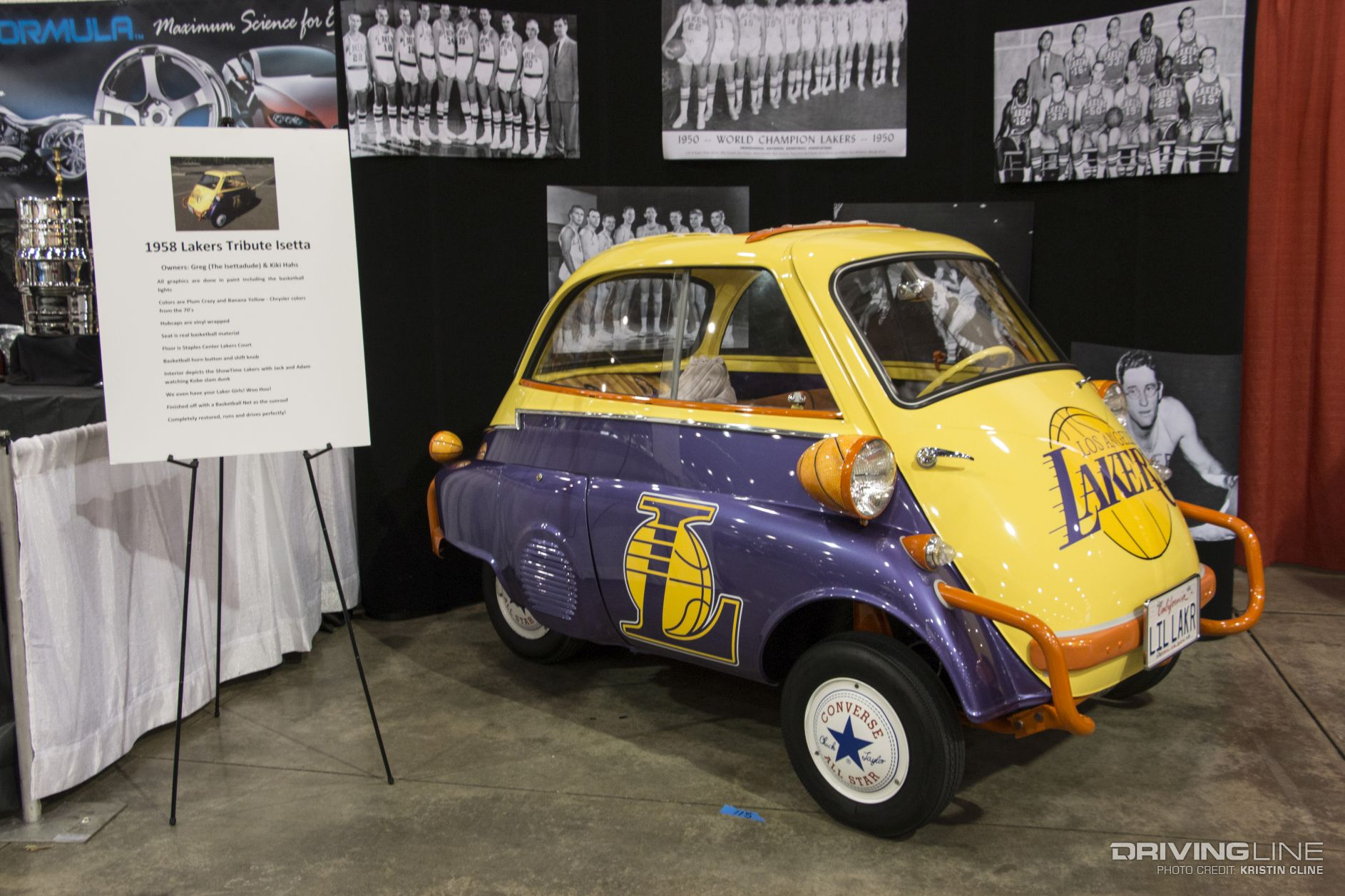 Van Chevrolet Kc >> Taste the Rainbow with Custom Candy Cars at GNRS [Gallery] | DrivingLine