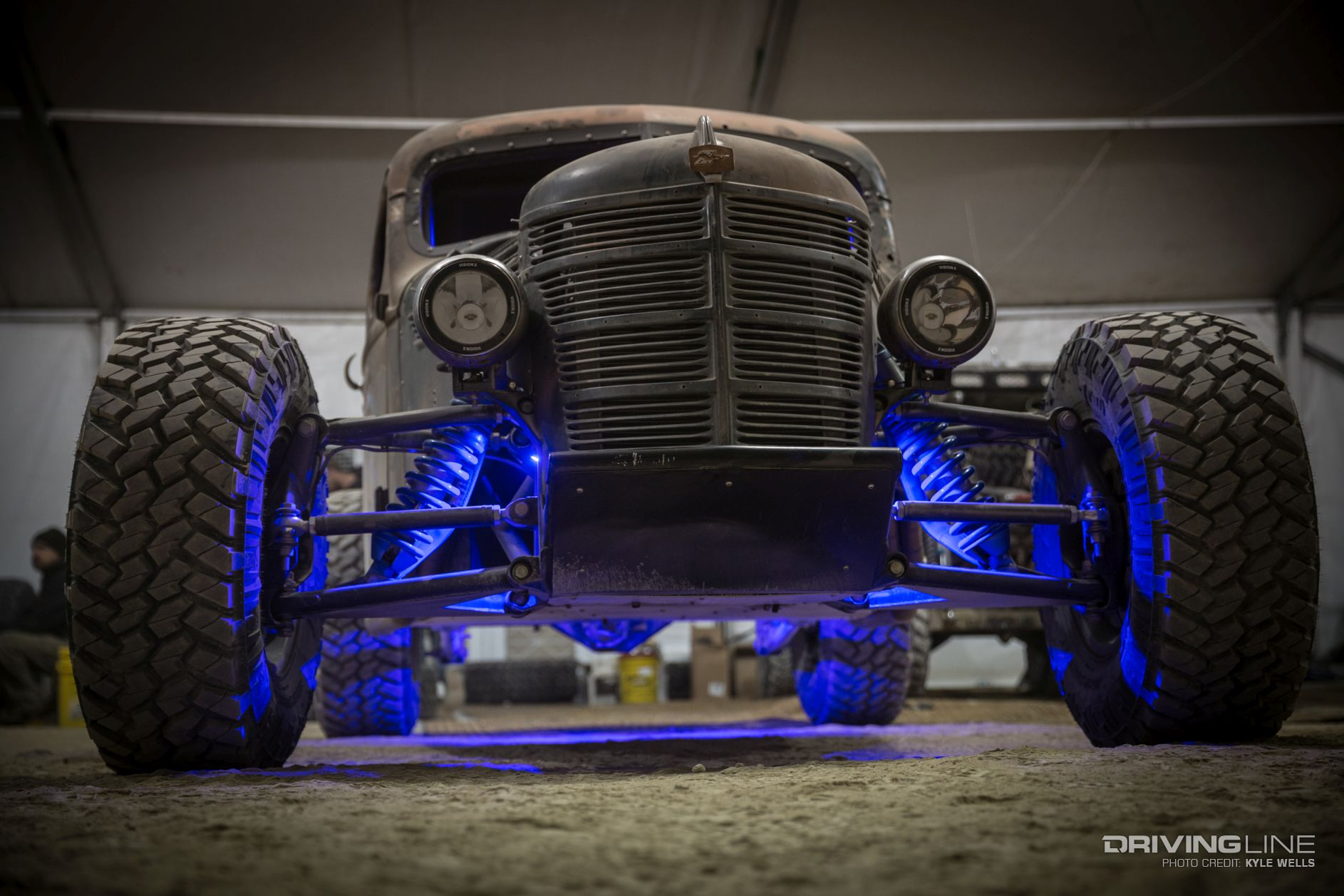 Trophy Rat: A Hot Rod Pickup With Real Off-Road Chops ...