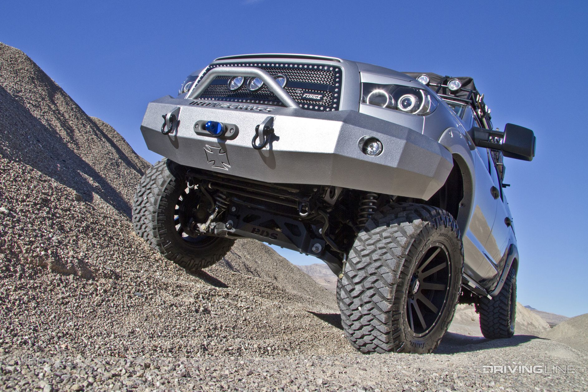 Trd Pro Tundra >> Overland-Ready Toyota Tundra | DrivingLine