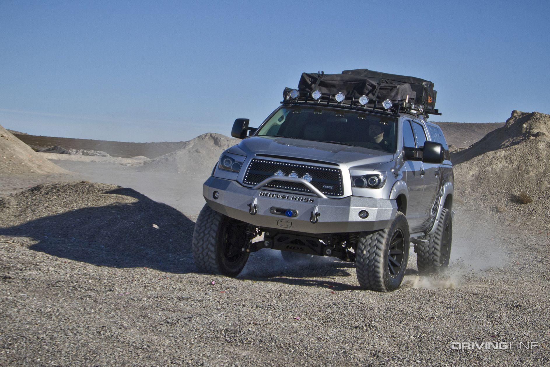 2016 Tundra Diesel >> Overland-Ready Toyota Tundra   DrivingLine