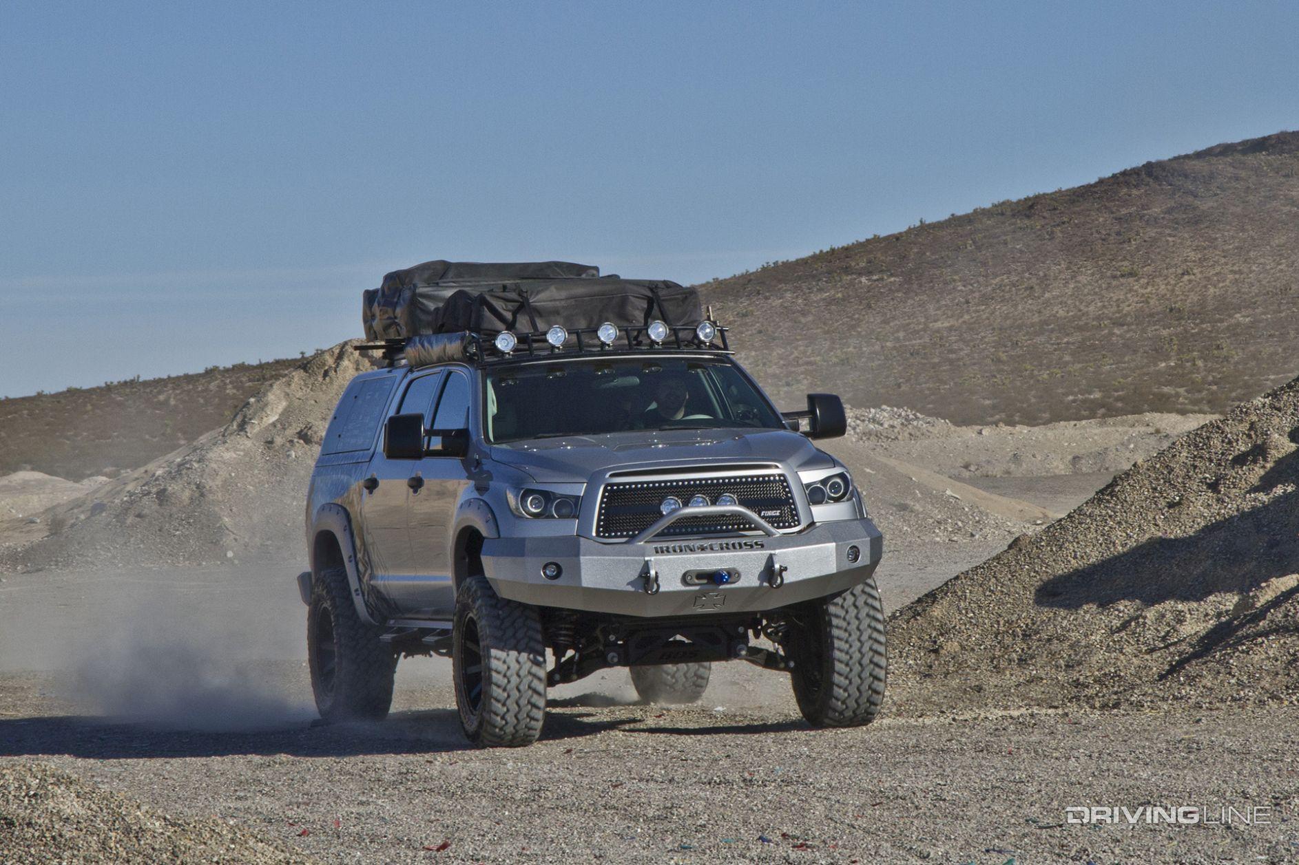 Overland Ready Toyota Tundra Drivingline