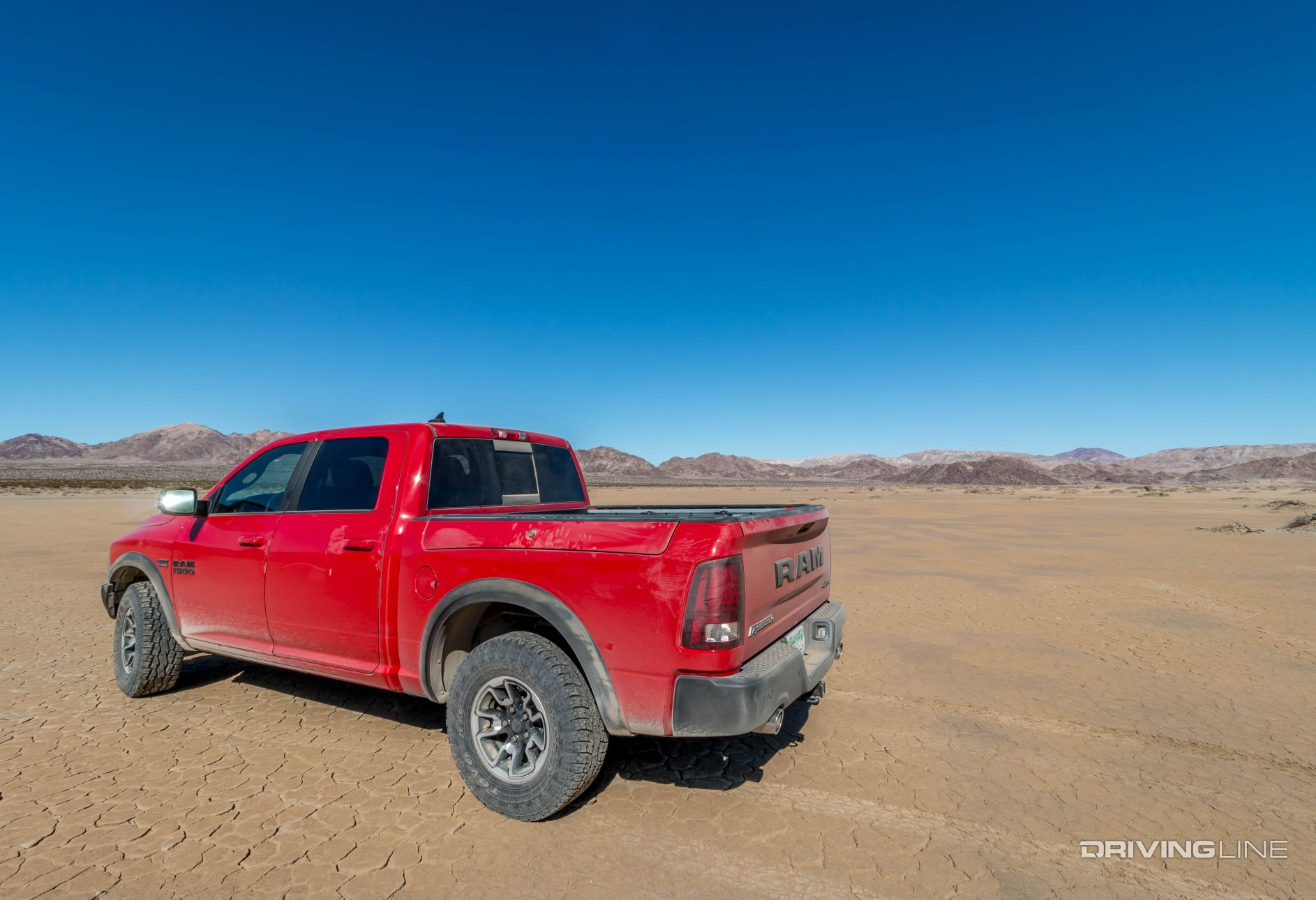Honda Ridgeline Off Road >> First Drive: 2016 Ram Rebel 1500 | DrivingLine