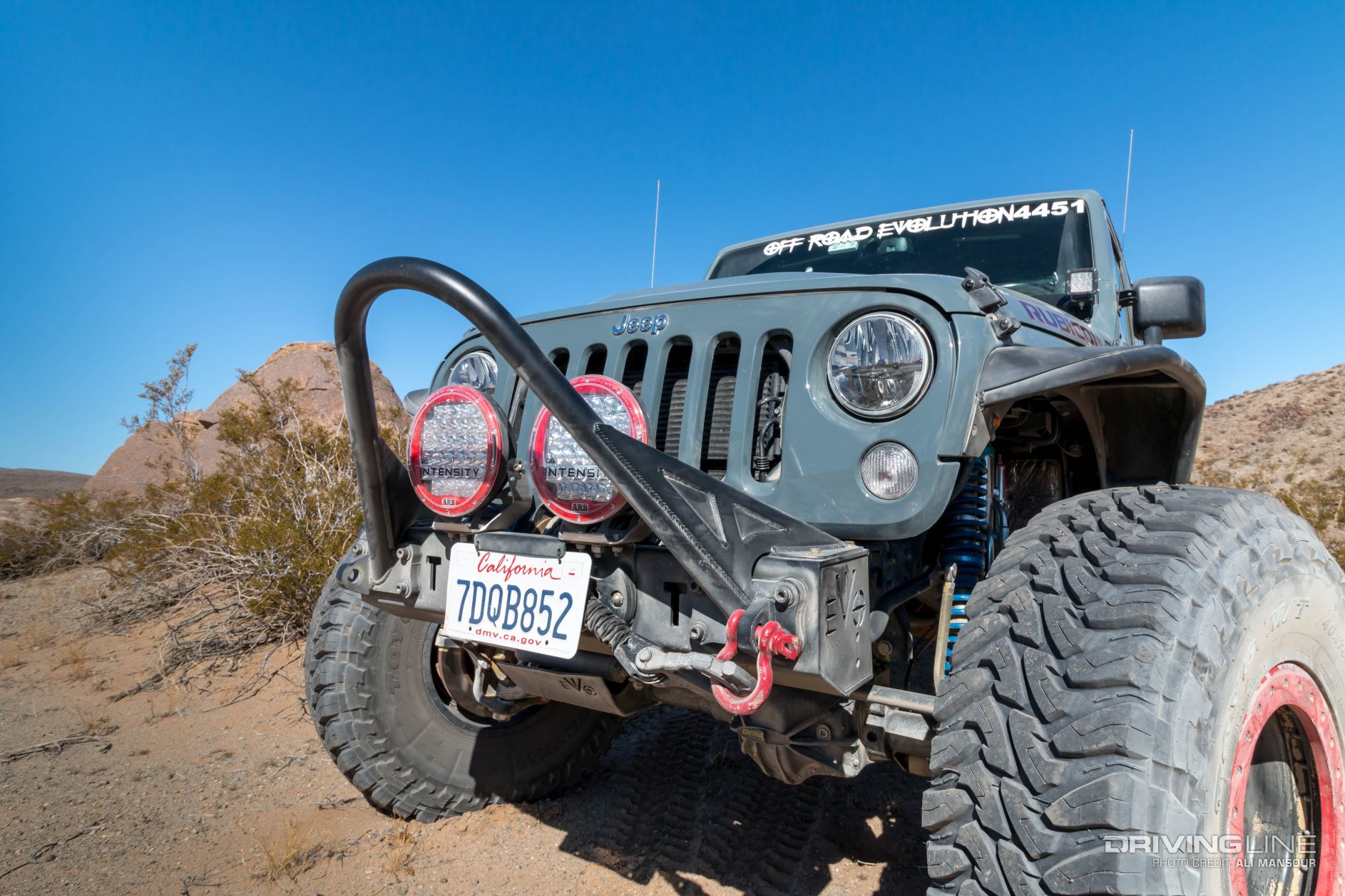 Dual-Purpose JK With Travel To Spare | DrivingLine