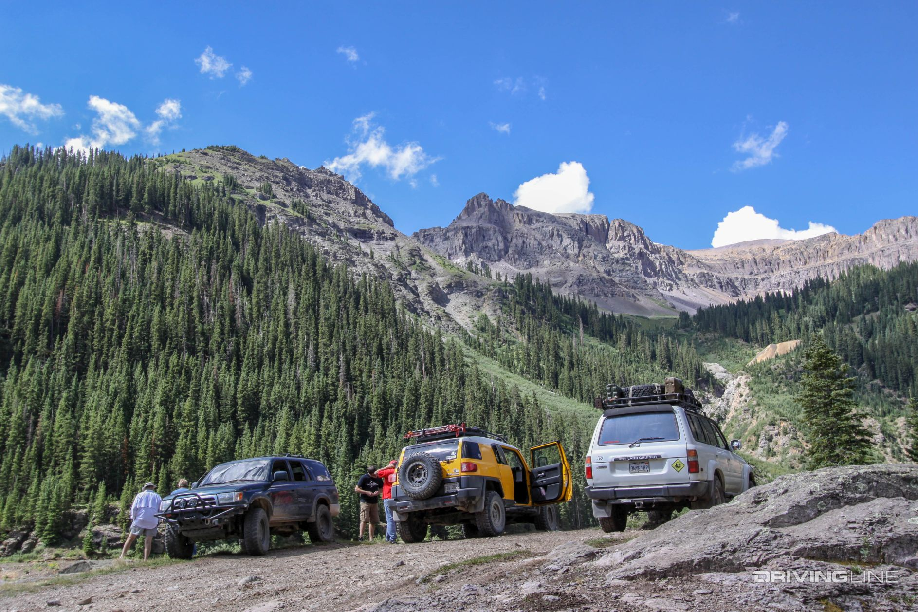 The Road Less Traveled: Governor Basin Trail & Virginius ...