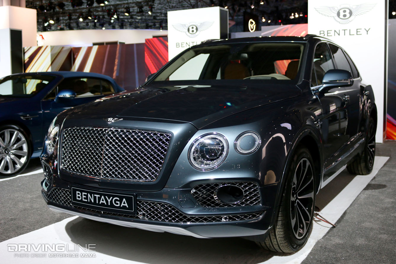 see the sights from 2016 nyias bentley suv new vw bus and a katy perry lexus drivingline. Black Bedroom Furniture Sets. Home Design Ideas