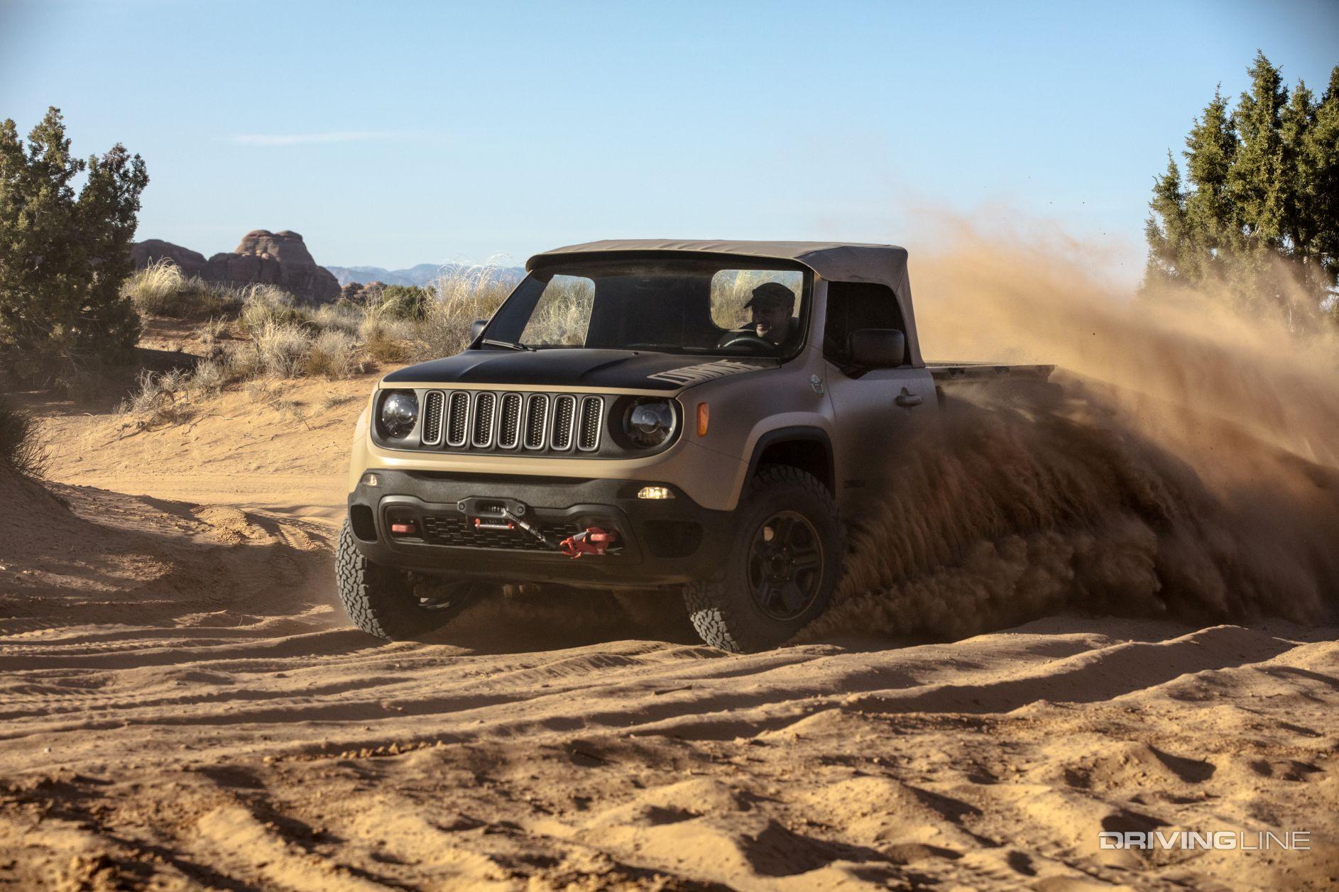 2016 Jeep anche Concept Video
