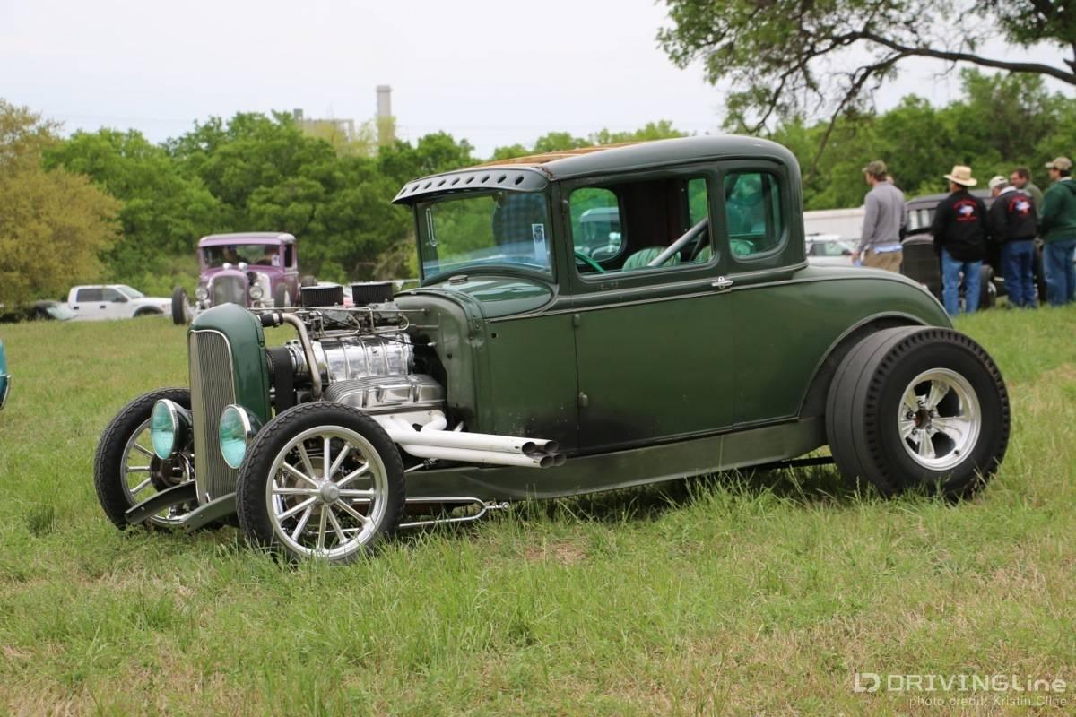 Lone Star Austin Car Show