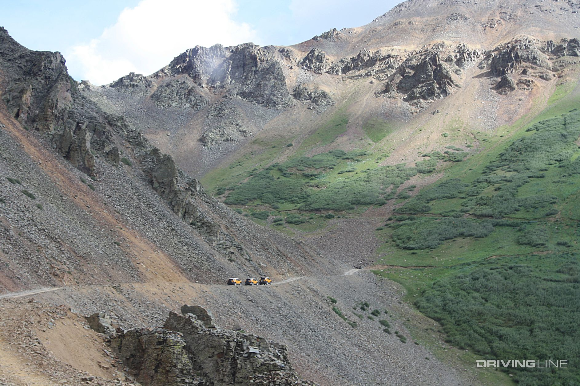 Black Bear Pass Colorado >> They Call Her Imogene. Traversing Colorado's Classic High ...