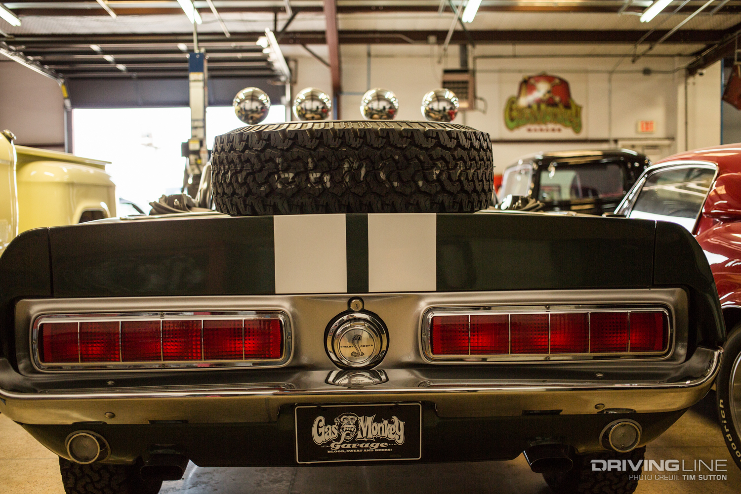 Gas Monkey Garage's Aaron Kaufman on Building Cars for ...