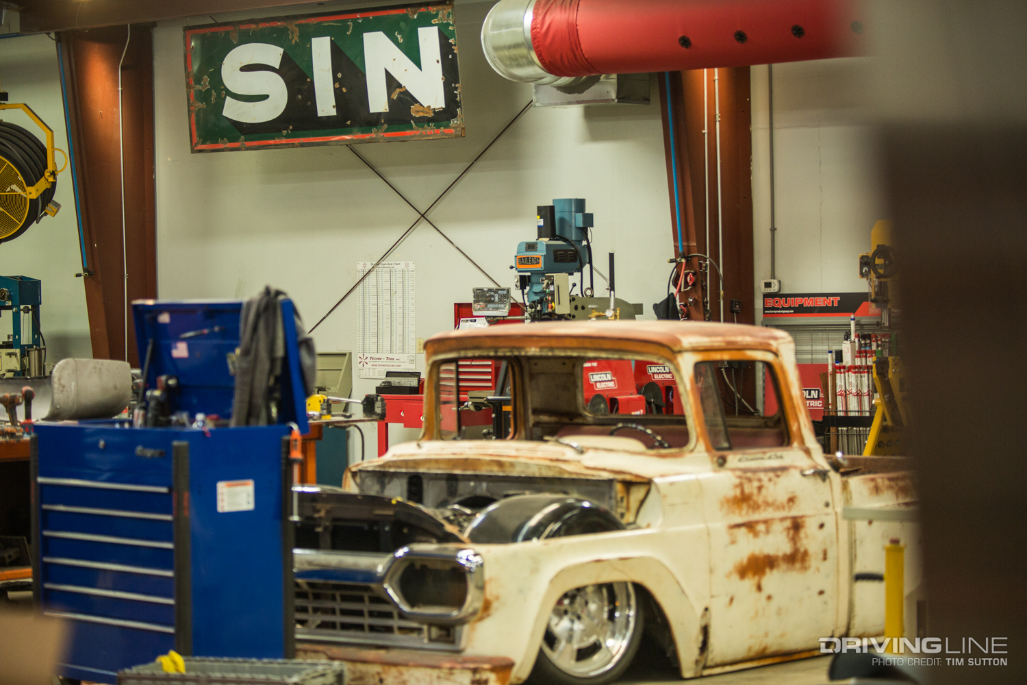 Gas Monkey Garage S Aaron Kaufman On Building Cars For Fast N