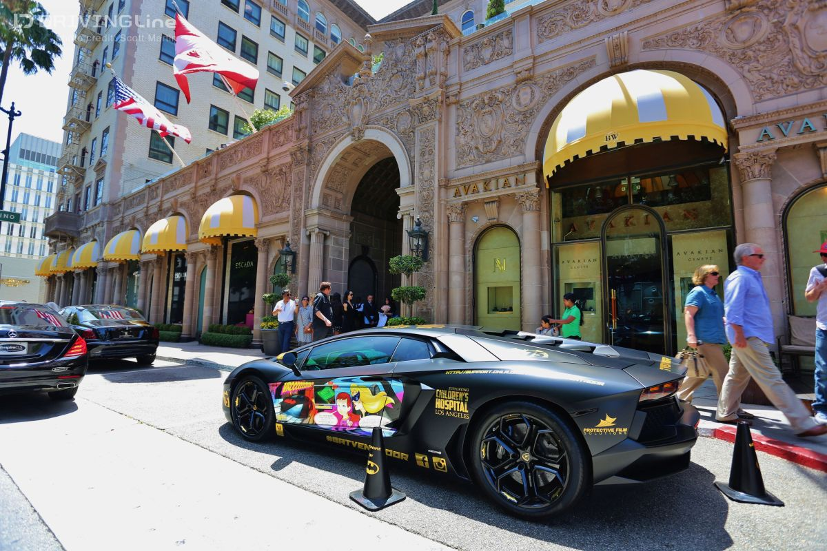Getting To Know The Rodeo Drive Concours D Elegance