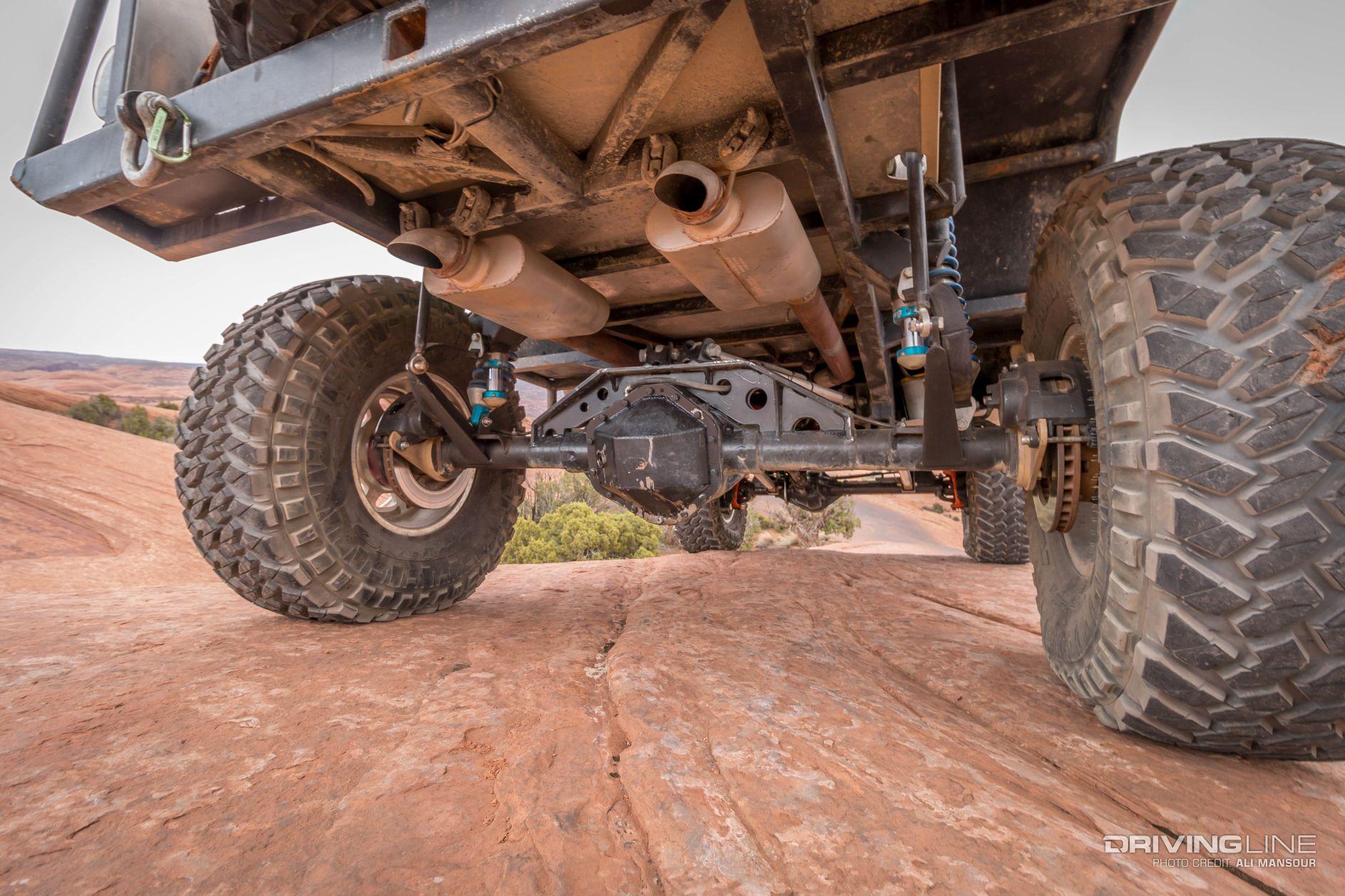 Killer K30 Offroad Design S Latest Chevy Truck Build