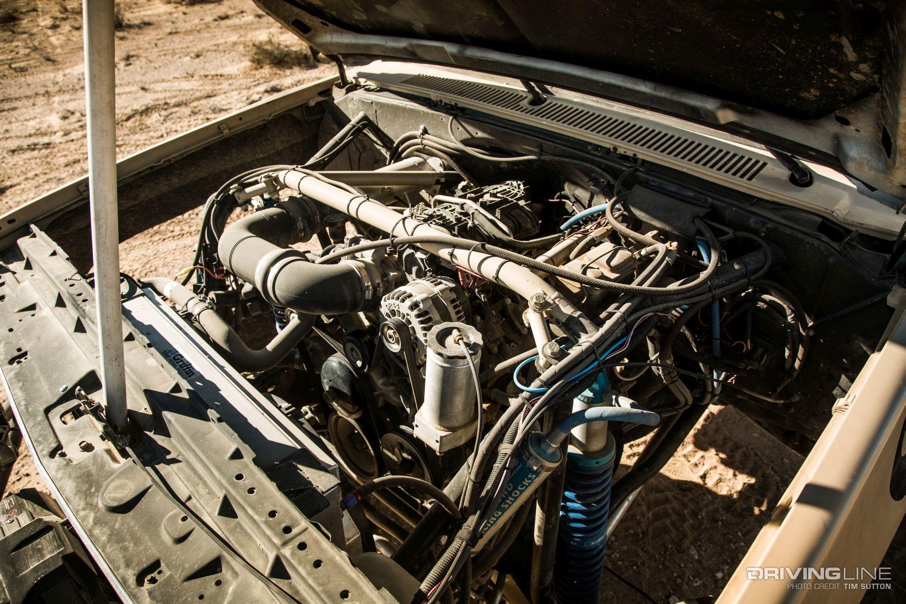 2016 Jeep Wrangler Diesel >> Killer K30: Offroad Design's Latest Chevy Truck Build ...