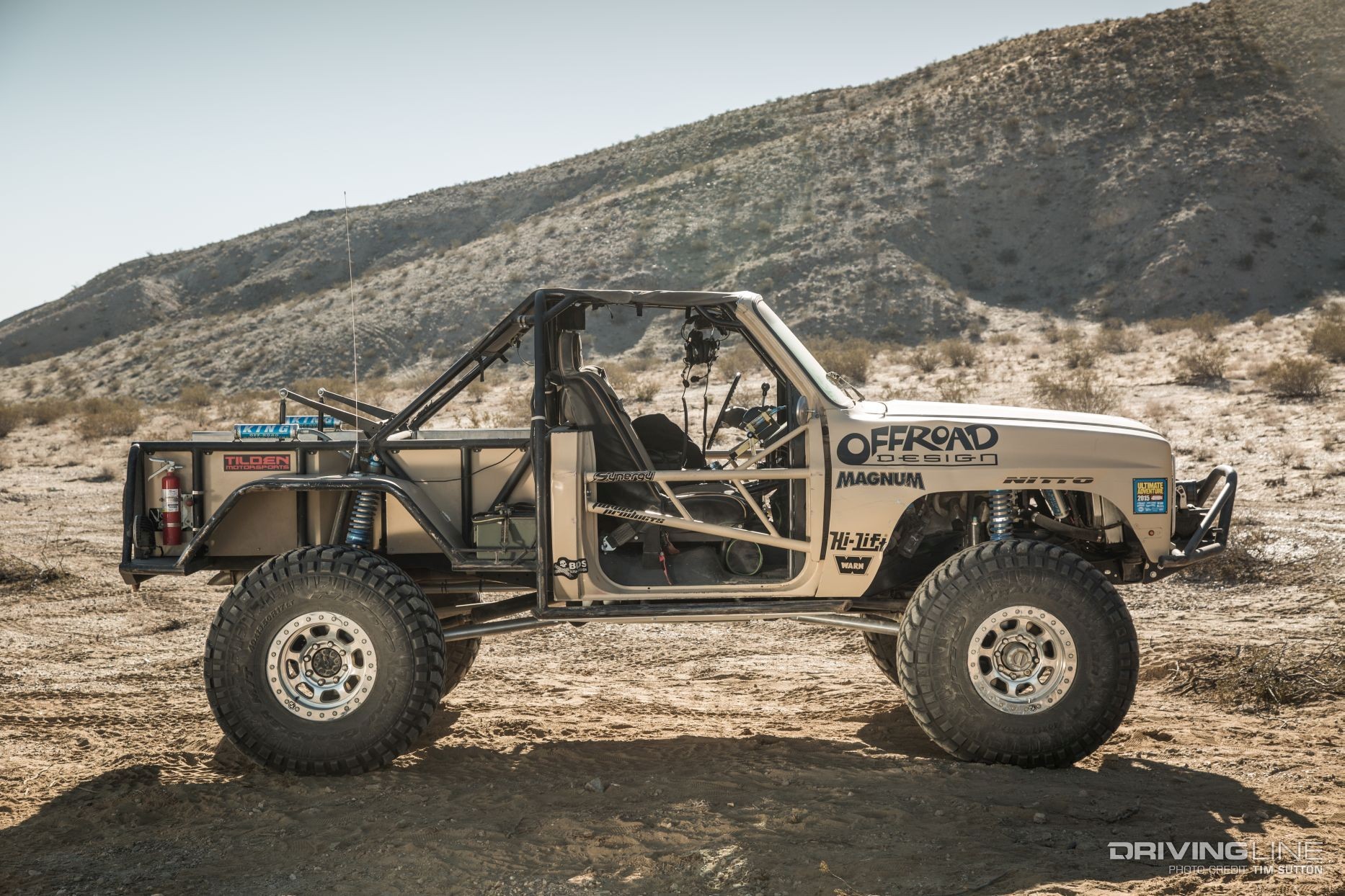 Killer K30 Offroad Design S Latest Chevy Truck Build