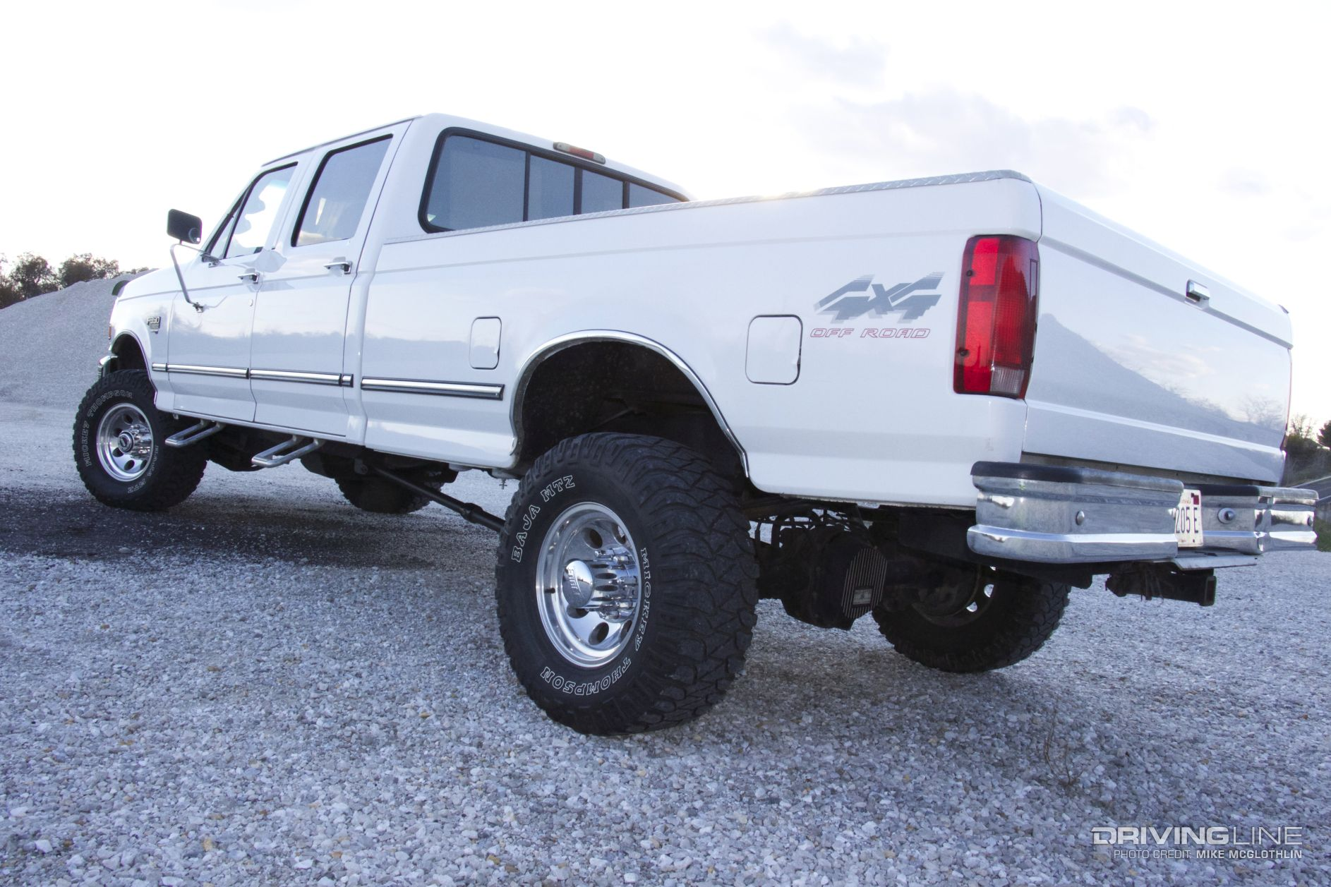 97 ford powerstroke specs