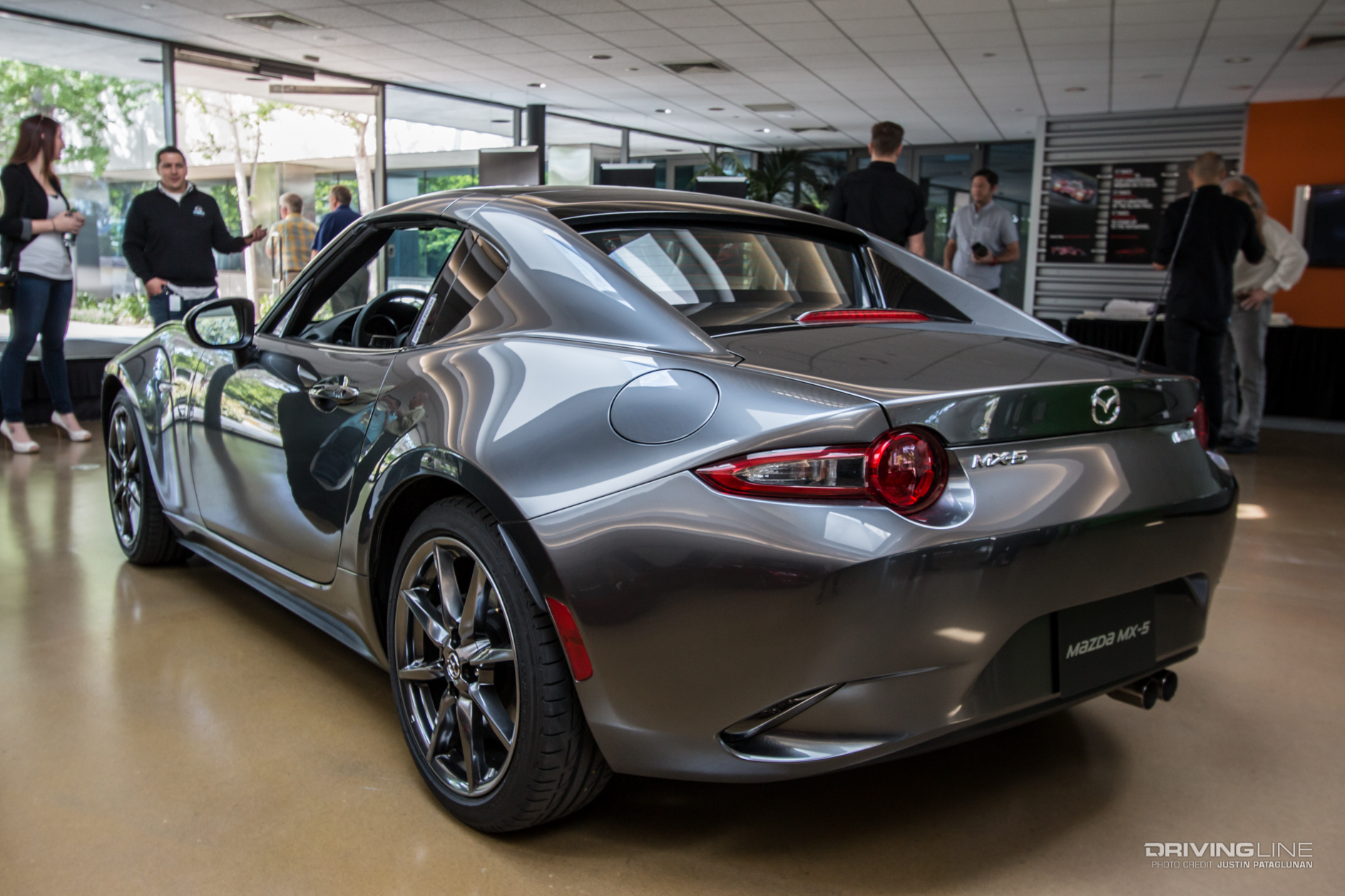 3 Design Questions About The 2017 Mazda Mx 5 Miata Rf