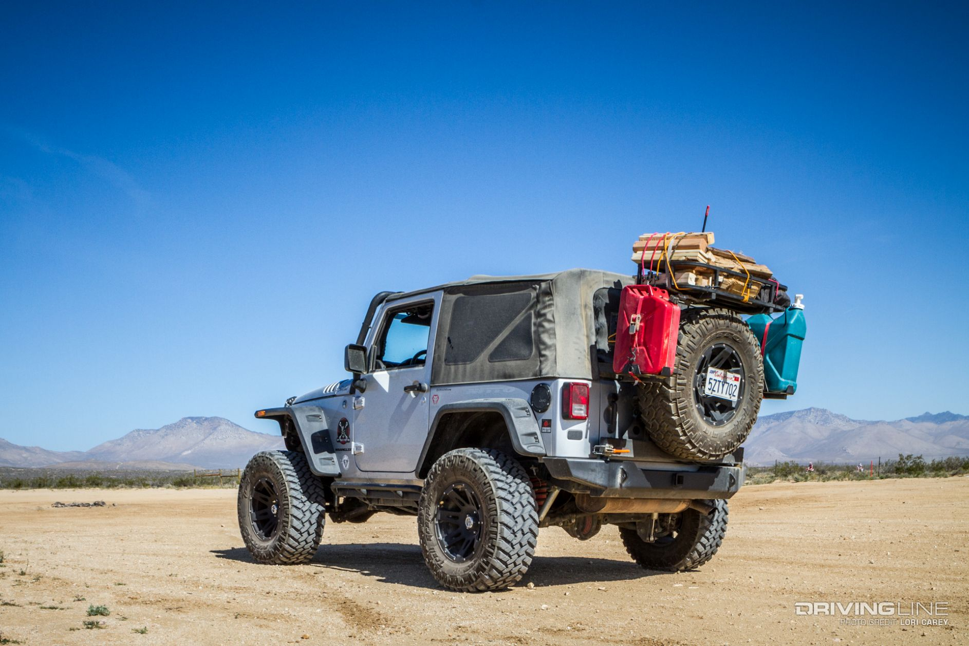 Jeep Wrangler Tj Build >> Pack Mule: How to Fit Overland Essentials in a Compact 4x4 | DrivingLine