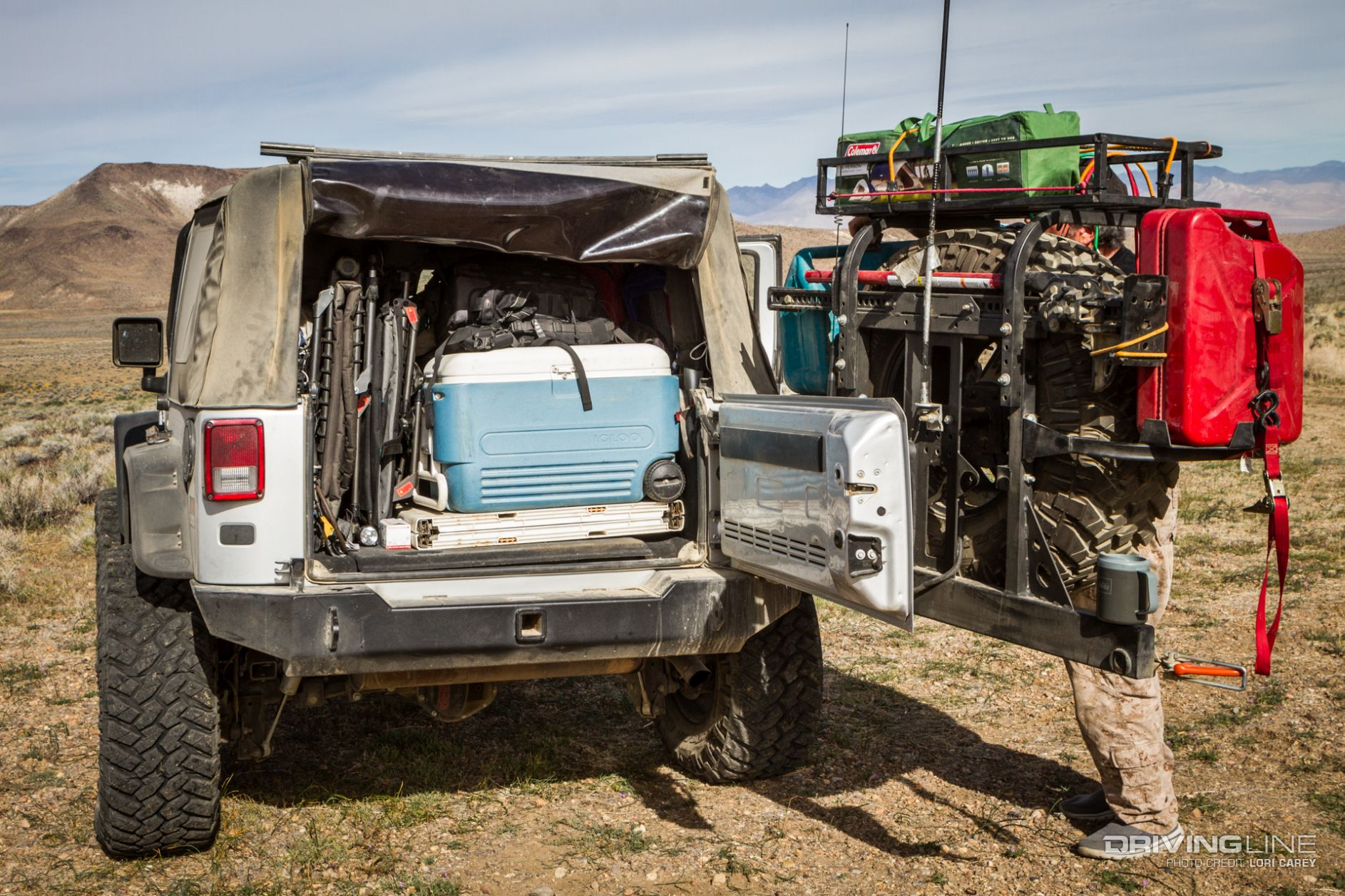 2016 Camper Van >> Pack Mule: How to Fit Overland Essentials in a Compact 4x4 | DrivingLine