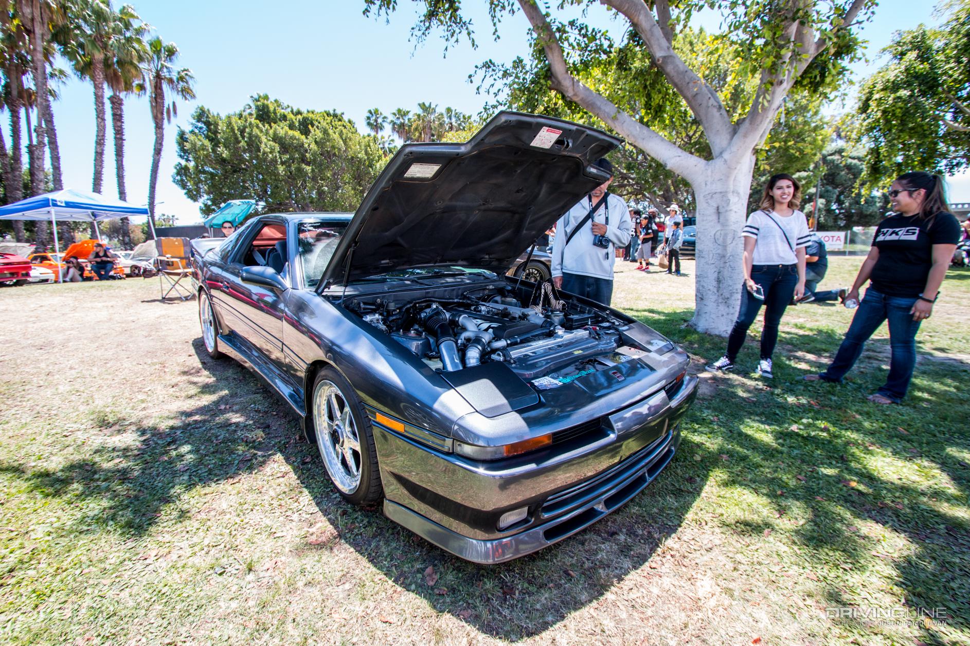 All Toyotafest  Long Beach
