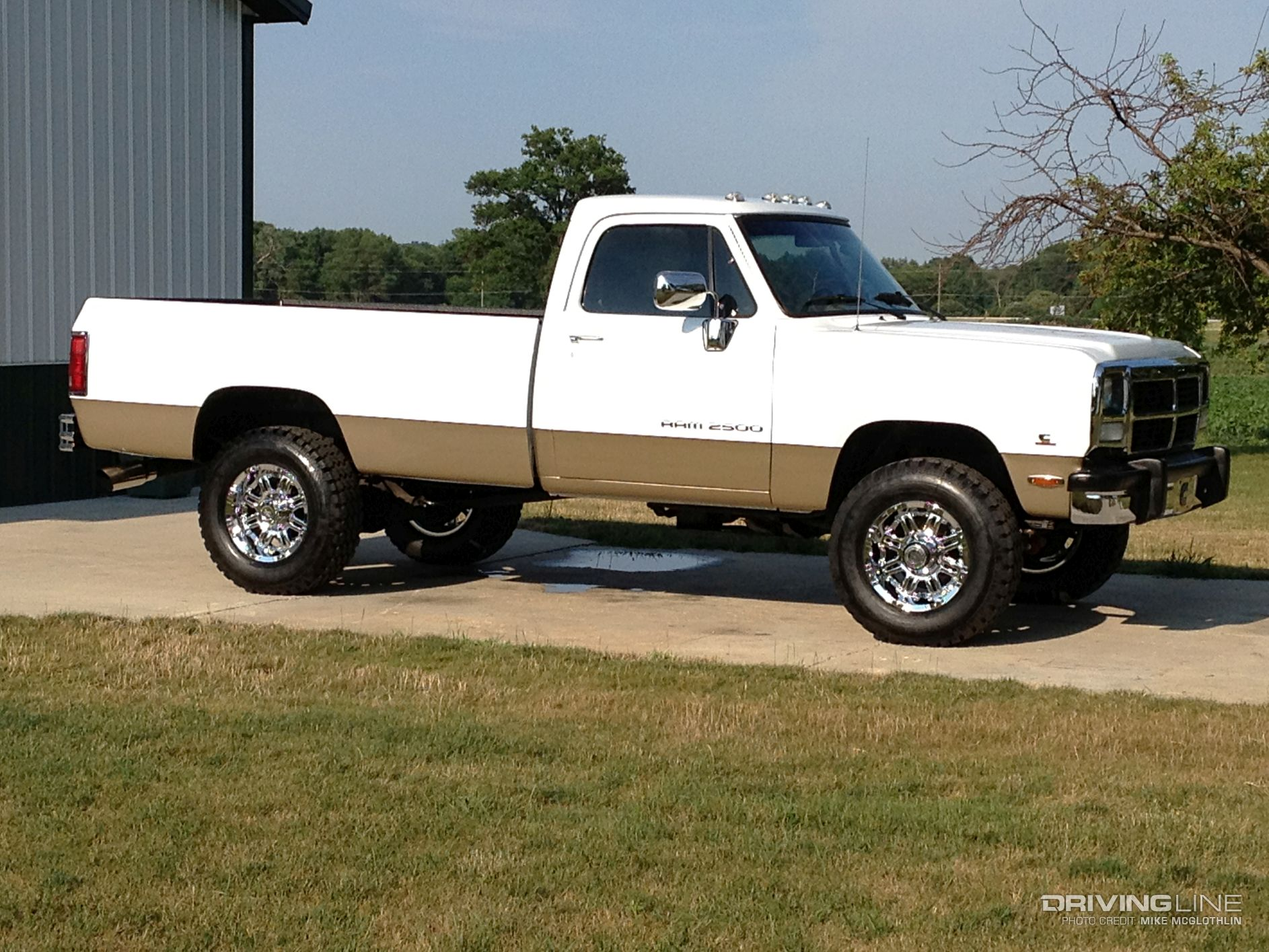 Vintage Truck Bed >> Diesel Ram Buyer's Guide: The Cummins Catalogue | DrivingLine