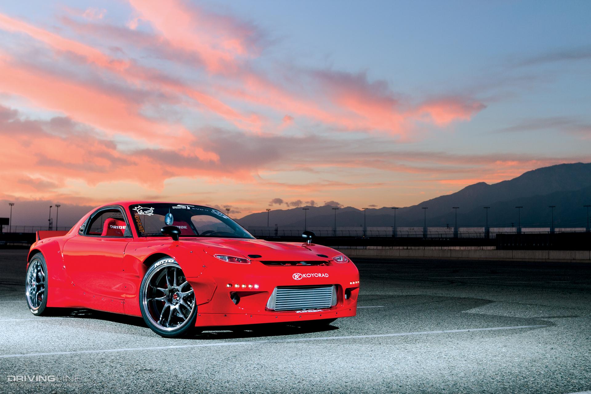 Scion Tc Turbo >> RX-7 Rebirth | DrivingLine