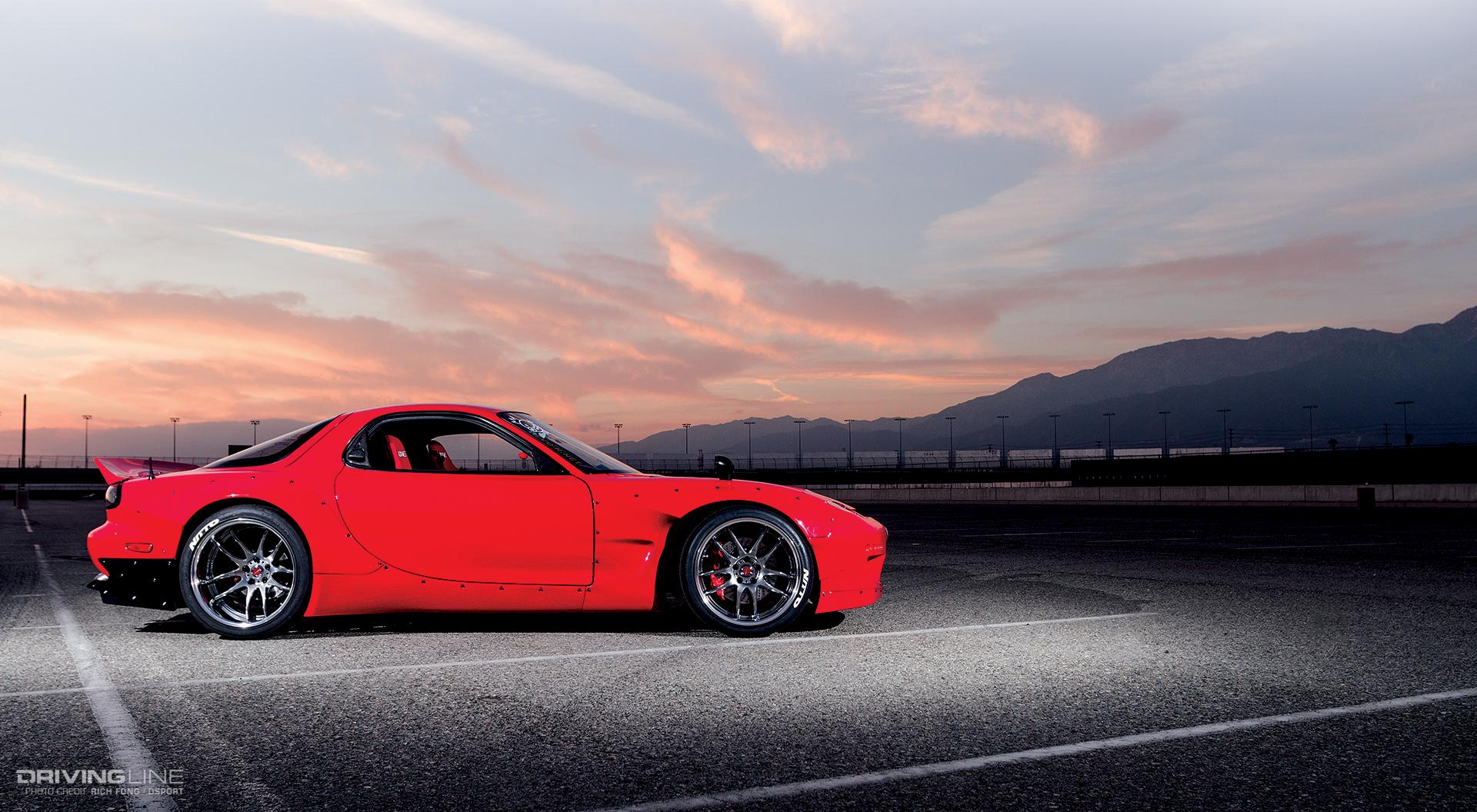 2016 Mazda Rx7 >> RX-7 Rebirth   DrivingLine