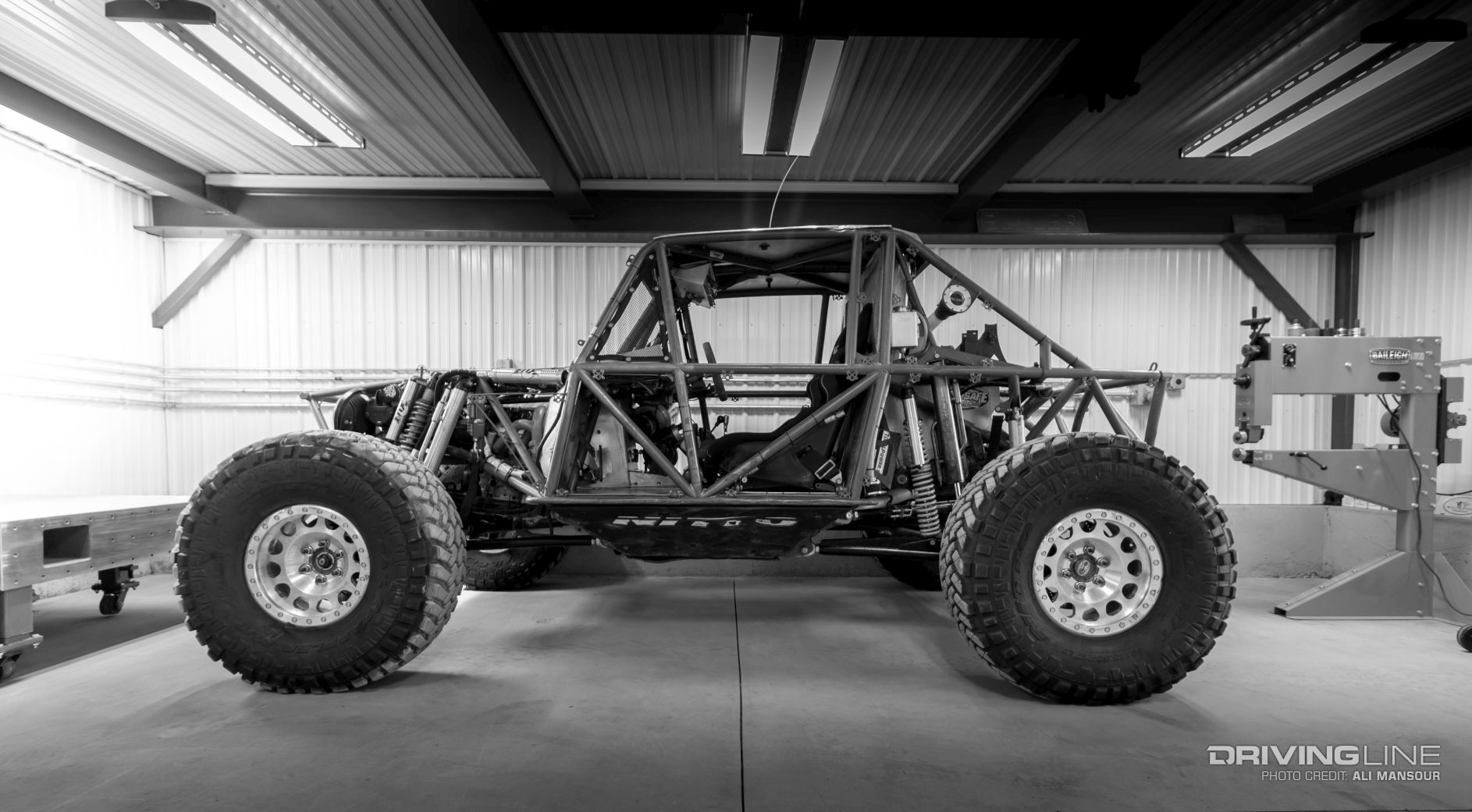 Erik Miller S 2016 King Of The Hammers Winning Car The