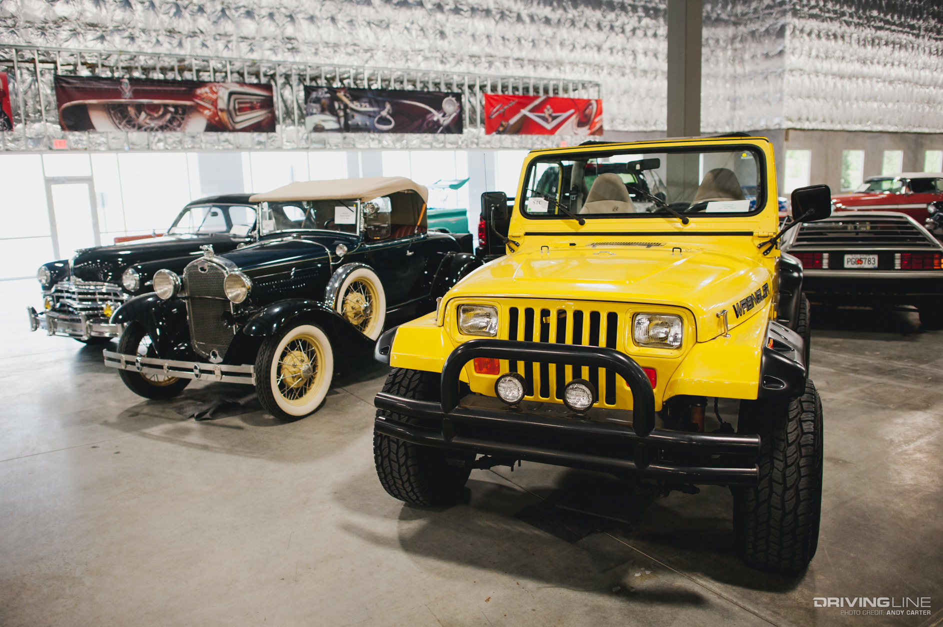 The Incredible Car Collection of Chick-fil-A Founder Truett Cathy ...