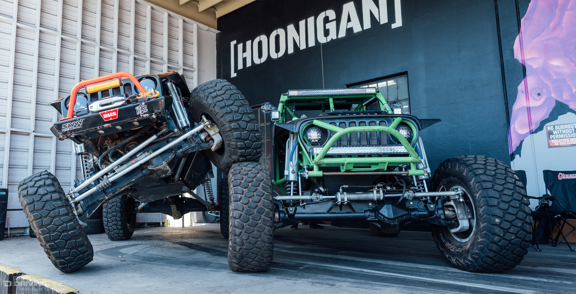 What Is A Hoonigan >> Currie Enterprises Invades The Hoonigan Shop | DrivingLine