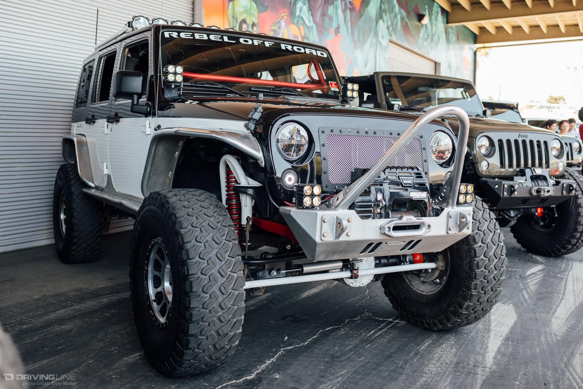 2016 Jeep Wrangler Diesel >> Currie Enterprises Invades The Hoonigan Shop   DrivingLine