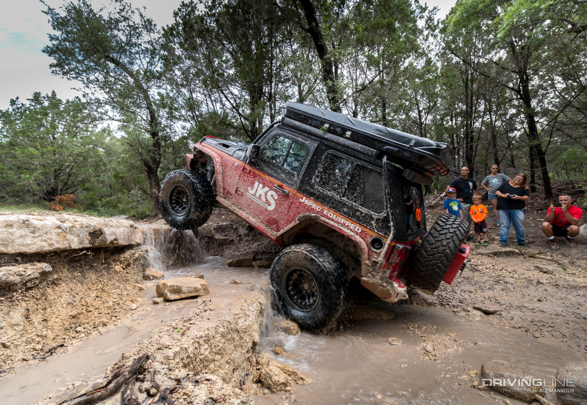 2016 Nitto Jeep Xperience Presented By Discount Tire