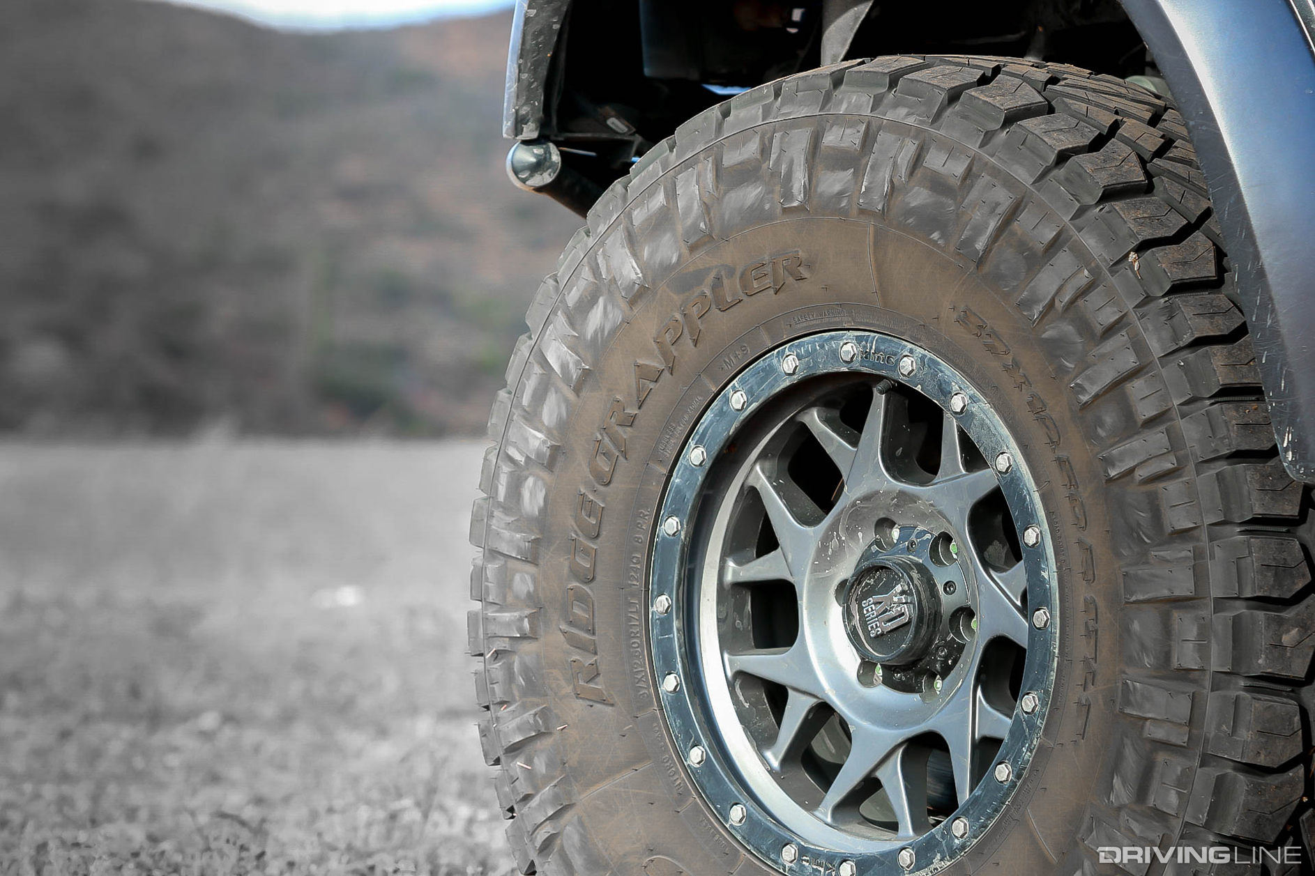 New From Nitto Introducing The Ridge Grappler Drivingline